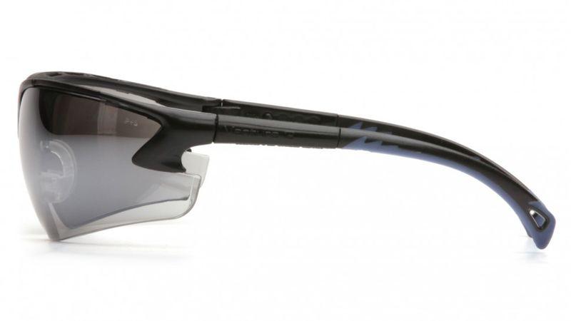 Очки PYRAMEX Venture 3 зеркально-серые (RVGSB5770D), фото 5