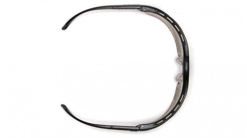 Очки PYRAMEX Venture 3 зеркально-серые (RVGSB5770D), фото 6