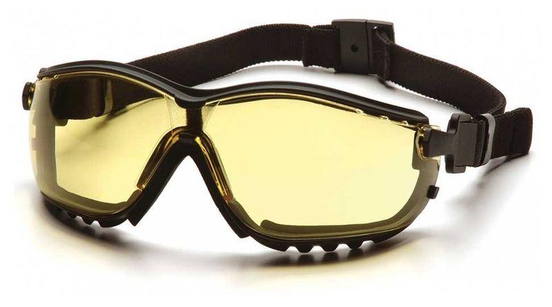 Очки PYRAMEX V2G желтые (GB1830ST), фото 2