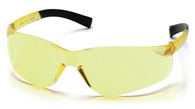 Очки PYRAMEX Ztek + беруши желтые (PYS2530SDP), фото 3