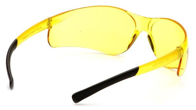 Очки PYRAMEX Ztek + беруши желтые (PYS2530SDP), фото 4