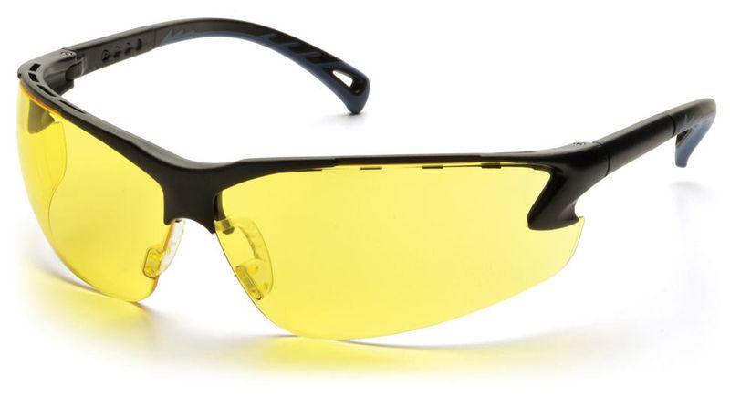 Очки PYRAMEX Venture 3 желтые (RVGSB5730D), фото 2