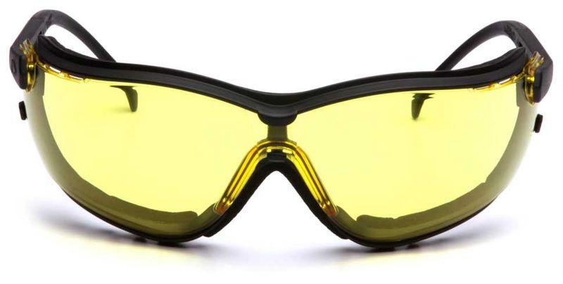Очки PYRAMEX V2G желтые (GB1830ST), фото 3