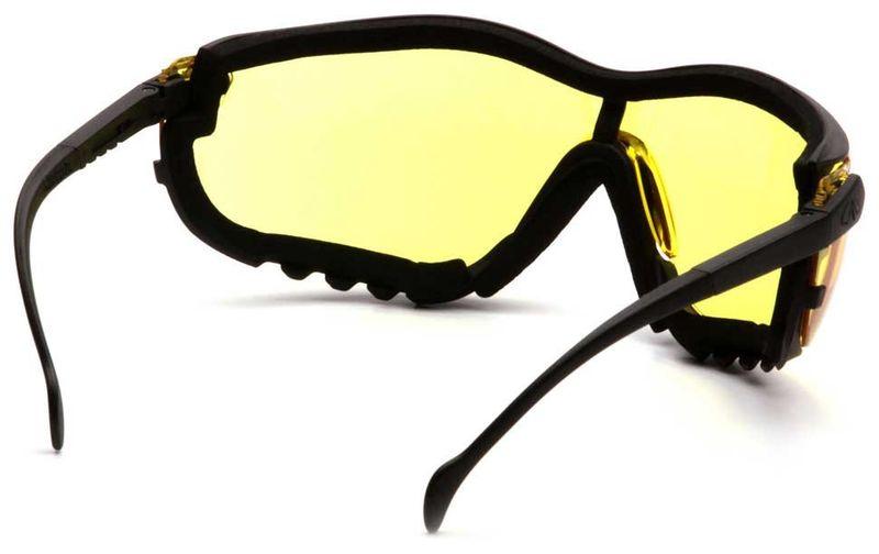 Очки PYRAMEX V2G желтые (GB1830ST), фото 4