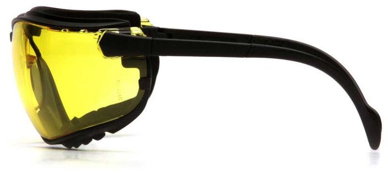 Очки PYRAMEX V2G желтые (GB1830ST), фото 5