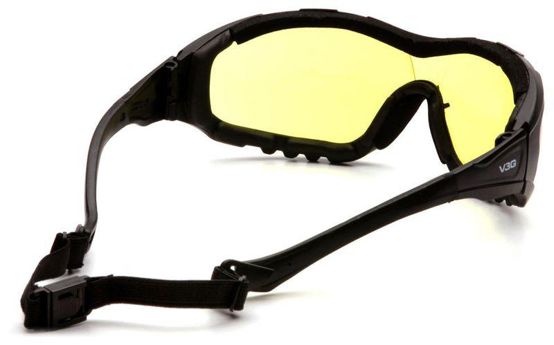 Очки PYRAMEX V3G желтые (GB8230ST), фото 4