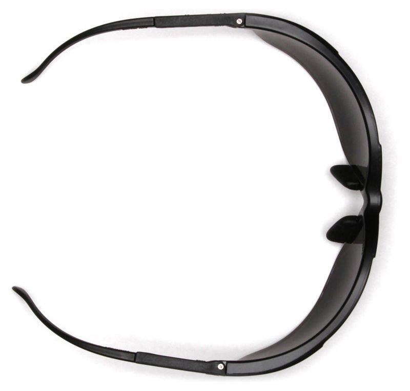 Очки PYRAMEX Venture 2 зеркально-серые (RVGSB1880S), фото 6