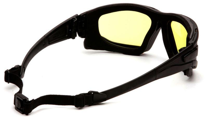 Очки PYRAMEX I-FORCE Slim с желтыми  (RVGSB7030SDNT), фото 3