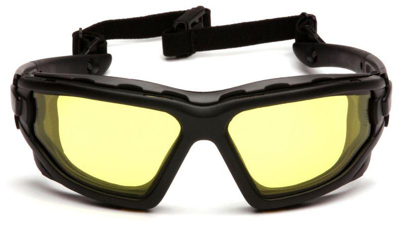 Очки PYRAMEX I-FORCE Slim с желтыми  (RVGSB7030SDNT), фото 5