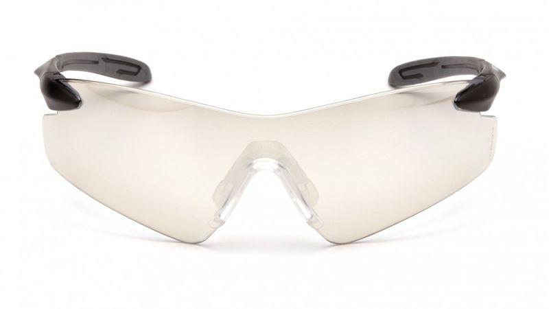 Очки PYRAMEX Intrepid    зеркально-серый (SB8880S), фото 4