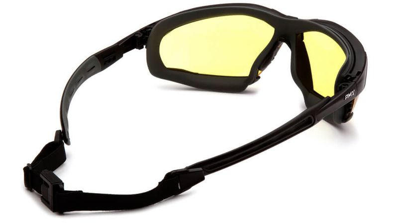 Очки PYRAMEX Isotope желтые (GB9430STM), фото 6