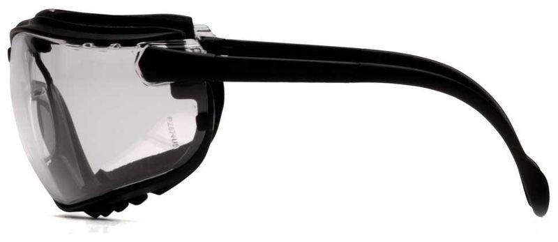 Очки PYRAMEX Venture Gear (Anti-Fog, Diopter ready) прозрачные (V2G GB1810ST), фото 6