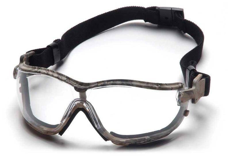 Очки PYRAMEX Venture Gear, Anti-Fog, Diopter rea камуфляж (V2G GС1810ST), фото 2