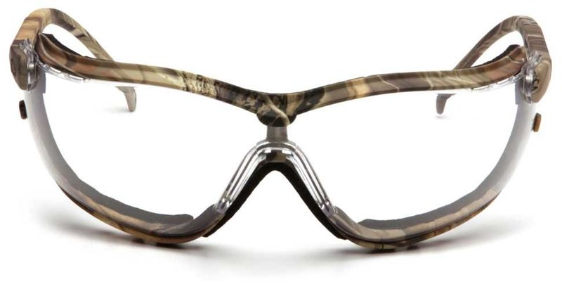Очки PYRAMEX Venture Gear, Anti-Fog, Diopter rea камуфляж (V2G GС1810ST), фото 3