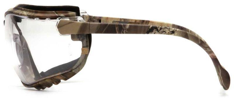 Очки PYRAMEX Venture Gear, Anti-Fog, Diopter rea камуфляж (V2G GС1810ST), фото 5