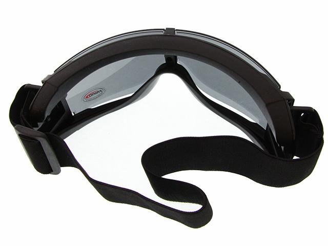 Очки тактические защитные, тип X800, 3 линзы GG0014, фото 3