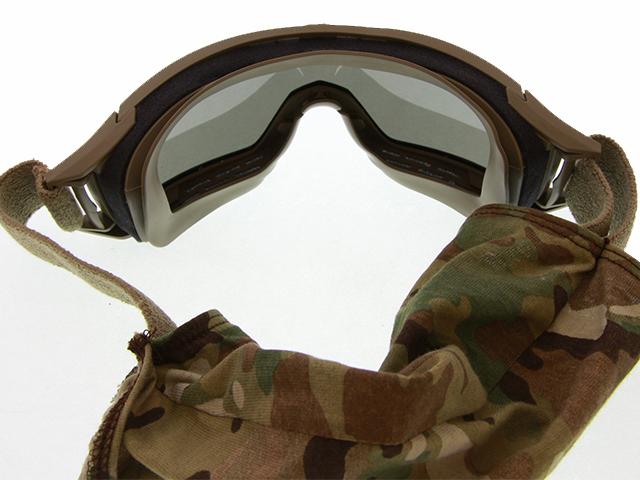 Очки Revison Locust multicam (2 линзы, оправа мультикам), фото 3