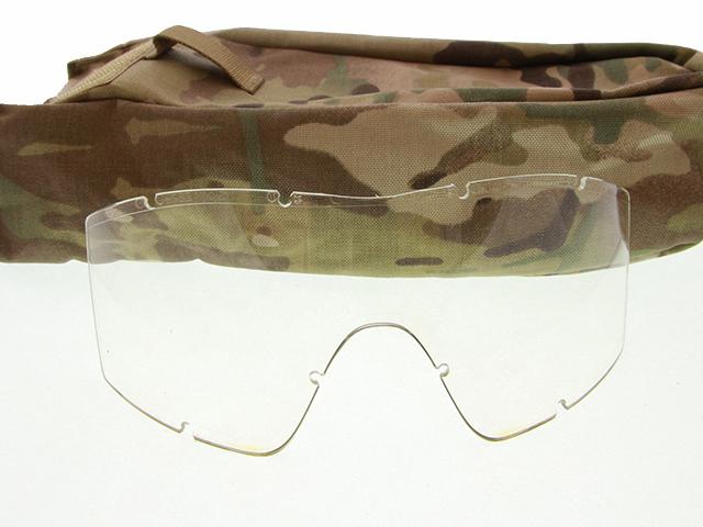 Очки Revison Locust multicam (2 линзы, оправа мультикам), фото 5