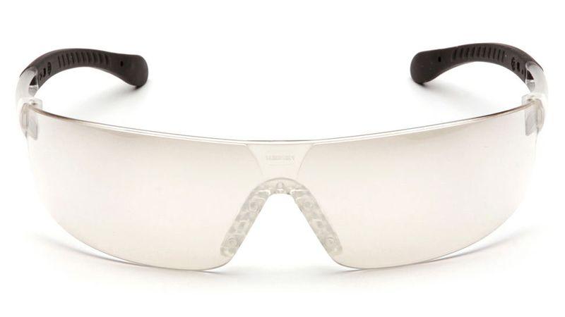 Очки PYRAMEX Provoq с зеркально-серыми линзами (S7280S), фото 3