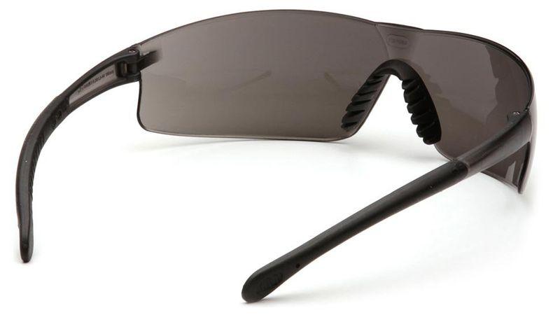 Очки PYRAMEX Provoq темно-серый цвет линз (S7220S), фото 3