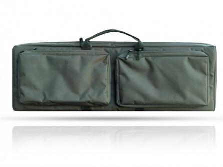 WARTECH Чехол оружейный 91*30 см. с 2 карманами и отдел. под магазины А-7-1, фото 2