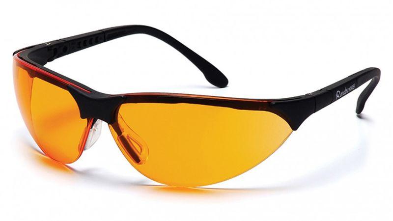 Очки PYRAMEX Rendezvous оранжевые (SB2840S), фото 2