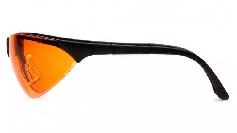 Очки PYRAMEX Rendezvous оранжевые (SB2840S), фото 5
