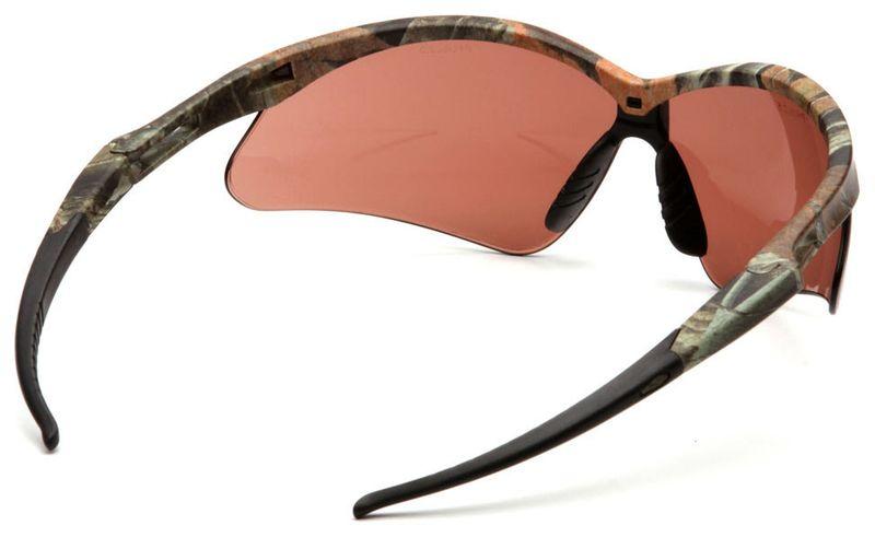 Очки PYRAMEX PMXTREME коричневые, (камуфляж Anti-Fog) (SCM6318STP), фото 3