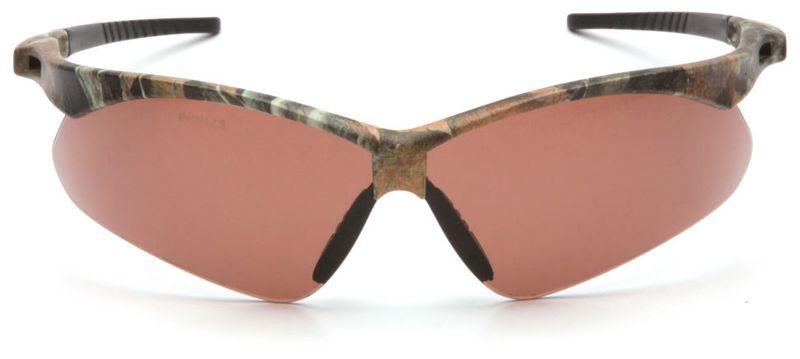 Очки PYRAMEX PMXTREME коричневые, (камуфляж Anti-Fog) (SCM6318STP), фото 5