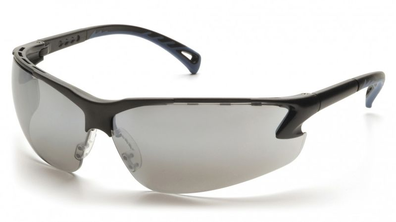 Очки PYRAMEX Venture 3 зеркально-серые (RVGSB5770D), фото 2