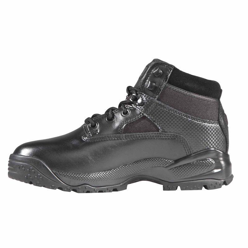 """Ботинки тактические ATAC 6""""(R), цвет BLACK (12002), фото 3"""