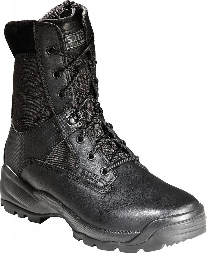 """Ботинки тактические ATAC 8"""" SIDE ZIP (R) (12001), фото 1"""