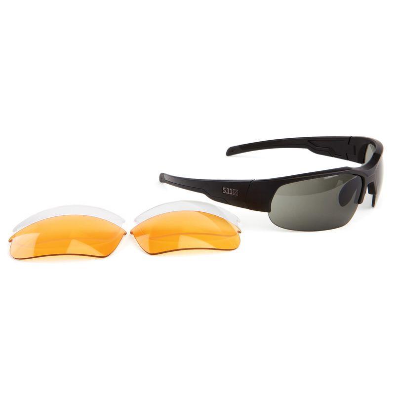 Линзы сменные для очков DEFLECT, оранжевые (52025-401), фото 1