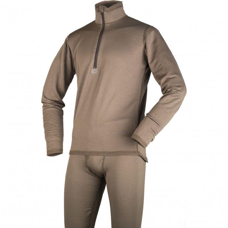 термобельё флис, комплект (футболка и кальсоны), фото 2