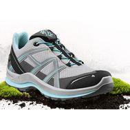 HAIX Ботинки 'BLACK EAGLE' Athletic 2.1 GTX Low Grey Mint (330038), фото 1
