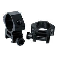 Leapers Кольца AccuShot 25,4 мм на WEAVER, STM, низкие, фото 1