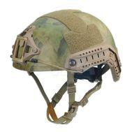 Шлем пластиковый FMA ABS Fast MH Style M/L A-Tacs FG (AS-HM0014FG), фото 1