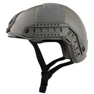 Шлем пластиковый EMERSON FAST Helmet MH TYPE Light version c рельсами FMA AS-HM0120OD, фото 1