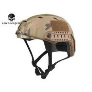 Шлем пластиковый EMERSON FAST Helmet BJ TYPE Light version c рельсами FMA AS-HM0119CP, фото 1